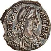 50 Denarii - Gunthamund (Carthage) – obverse