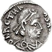 50 Denarii - Thrasamund (Carthage; without value) – obverse
