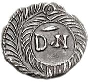50 Denarii - Thrasamund (Carthage; without value) – reverse
