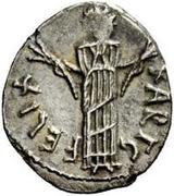 50 Denarii - Hilderic (Carthage) – reverse