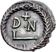50 Denarii - Gelimer (Carthage) – reverse