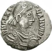 100 Denarii - Gunthamund (Carthage) – obverse