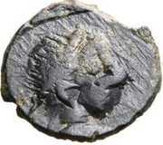 1 Nummus - Anonymous / In the name of Zeno, 474-491 (Carthage; type 1) – obverse