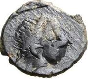 1 Nummus - Anonymous / In the name of Zeno, 474-491 (Carthage; type 1) – obverse
