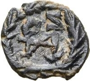 1 Nummus - Anonymous / In the name of Zeno, 474-491 (Carthage; type 1) – reverse