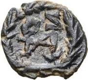1 Nummus - Anonymous / In the name of Zeno, 474-491 (Carthage; type 1) – reverse