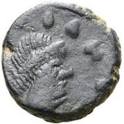1 Nummus - Anonymous / In the name of Zeno, 474-491 (Carthage; type 2) -  obverse