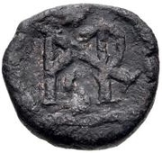 1 Nummus - Anonymous / In the name of Marcian, 450-457 (Carthage) – reverse