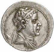 Tetradrachm - Eukratides I – obverse