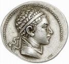 Tetradrachm - Euthydemos II – obverse