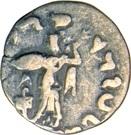 Drachm - Apollodotos II – reverse