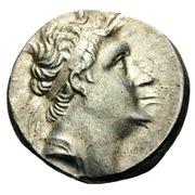 Tetradrachm - Nikomedes IV Philopator – obverse