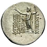 Tetradrachm - Nikomedes IV Philopator – reverse