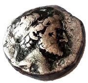 Drachm - Ariarathes X Eusebes Philadelphos – obverse