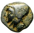 Bronze Æ14 - Ariarathes II – obverse