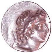 Drachm - Ariarathes IX Eusebes Philopator -  obverse