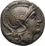 Bronze Æ14 - Lysimachos – obverse