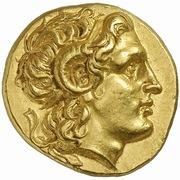 Stater - Lysimachos (Alexandreia Troas) – obverse
