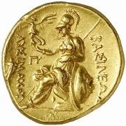 Stater - Lysimachos (Alexandreia Troas) – reverse