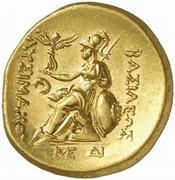 Stater -  Lysimachos (Uncertain mint) – reverse