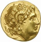 Stater -  Lysimachos (Byzantion) – obverse