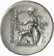 Tetradrachm -  Lysimachos (Amphipolis) – reverse