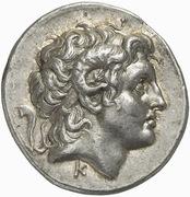 Tetradrachm -  Lysimachos (Pergamon) – obverse