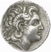 Tetradrachm -  Lysimachos (Ainos) – obverse