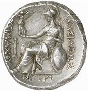 Tetradrachm -  Lysimachos (Ainos) – reverse