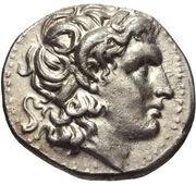 Drachm - Lysimachos (Ephesos mint) – obverse