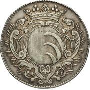 ½ Thaler - Leopold Ferdinand – reverse