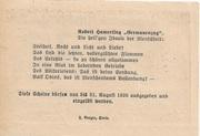 50 Heller (Kirchberg am Walde) – reverse