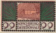 99 Heller ( Kirchberg an der Donau) – obverse
