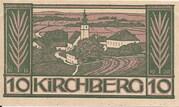 10 Heller (Kirchberg an der Donau) – obverse