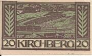 20 Heller (Kirchberg an der Donau) – obverse