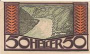50 Heller (Kirchberg an der Donau) – obverse