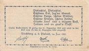 50 Heller (Kirchberg an der Pielach) – reverse