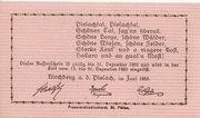 20 Heller (Kirchberg an der Pielach) – reverse