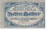 10 Heller (Kirchdorf an der Krems) – obverse