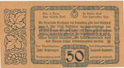 50 Heller (Kirchham) – reverse