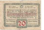 20 Heller (Kirchham) – reverse