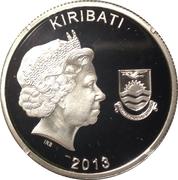 10 Dollars - Elizabeth II (ANZAC Day - Trumpet) – obverse