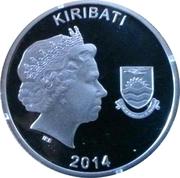 10 Dollars - Elizabeth II (Leaving for War) – obverse