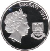10 Dollars - Elizabeth II (ANZAC day - Clarion) – obverse