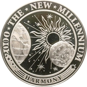 5 Dollars (The New Millennium) – reverse