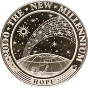 10 Dollars (The New Millennium) – reverse