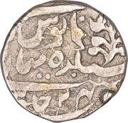 1 Rupee ( Victoria luglistan / Prithvi Singh  (Regal Style)) – reverse