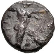 Siglos - Baalmelek II – obverse