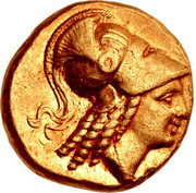 Stater - Pumiathon (In the name of Alexander III) – obverse