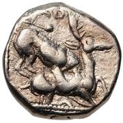 ⅓ Siglos - Baalmelek II – reverse